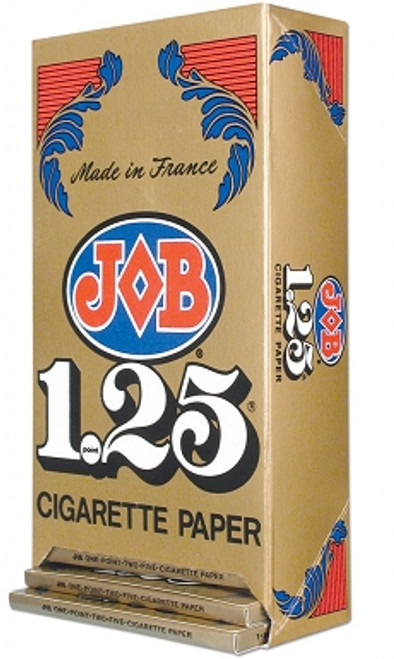 JOB Cigarette Paper 1.25 24Ct