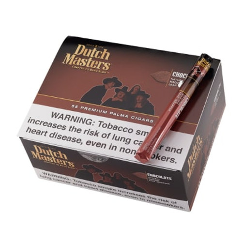 Dutch Masters Palma Chocolate Cigars Box
