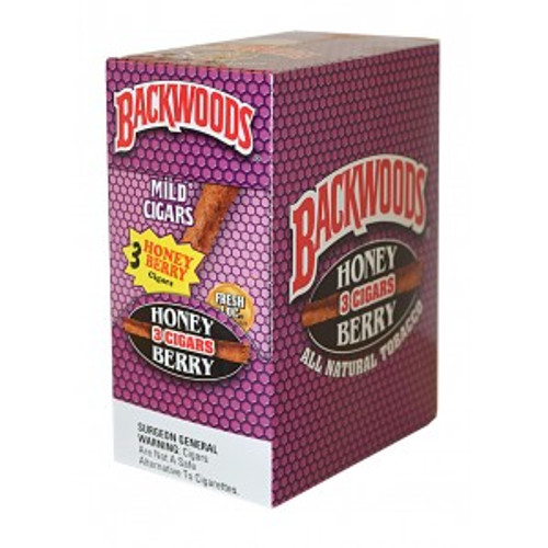 Backwoods Honey Berry Cigars 10/3
