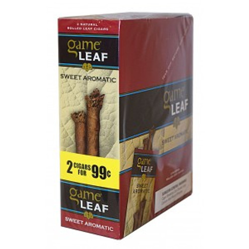 Game Leaf Cigars Sweet Aromatic 15/2