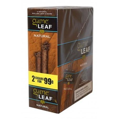 Game Leaf Cigars Natural 15/2
