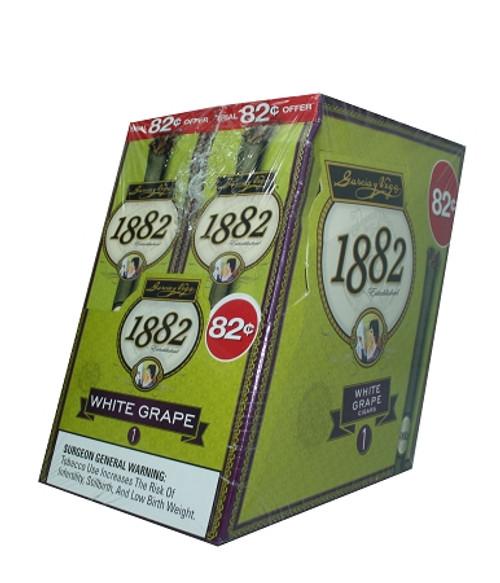Garcia Y Vega 1882 White Grape Cigars 24ct