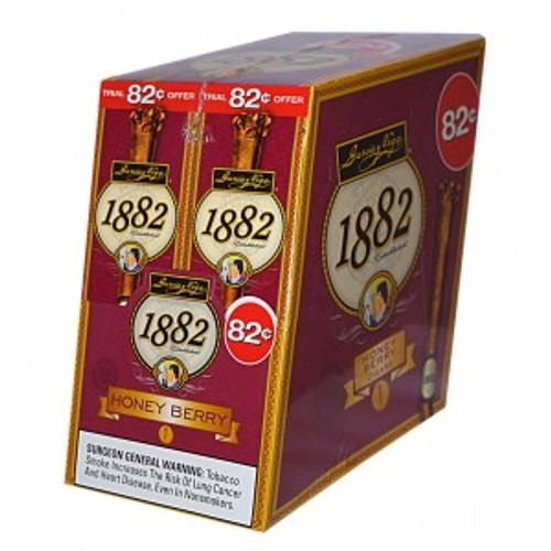 Garcia Y Vega 1882 Honey Berry Cigars 24ct