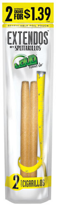 Extendos by Splitarillo Cigarillos Loud 2for1.39