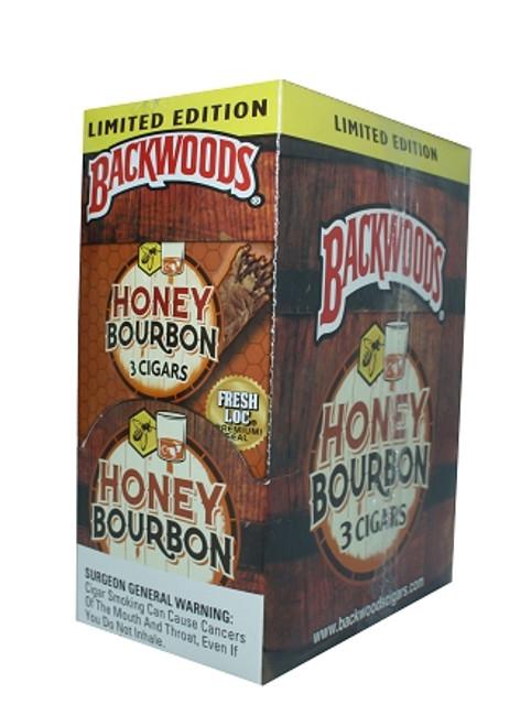 Backwoods Bourbon Cigars 10/3