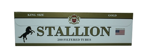 Stallion Cigarette Filter Tubes Light King 1000Ct