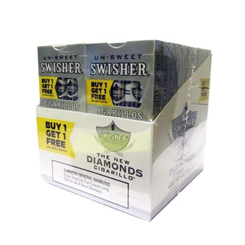 Swisher Sweets Cigarillos Diamonds Pack B1G1