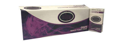 OHM Filtered Cigars Grape