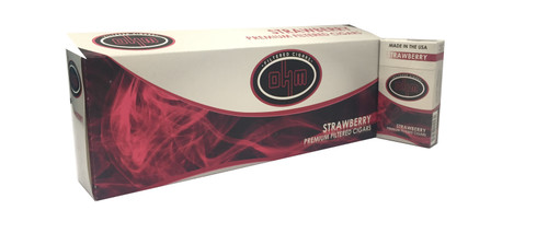 OHM Filtered Cigars Strawberry
