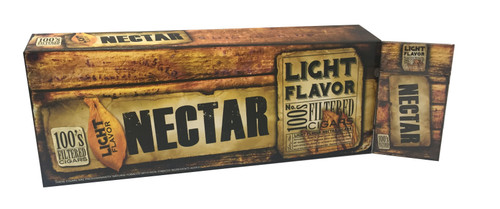 Nectar Filtered Cigars Light