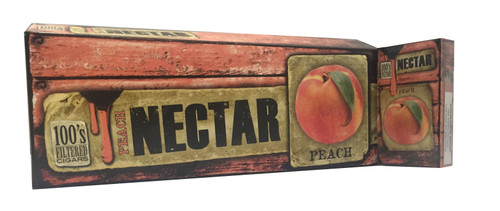 Nectar Filtered Cigars Peach