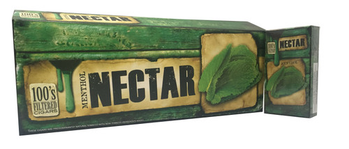Nectar Filtered Cigars Menthol