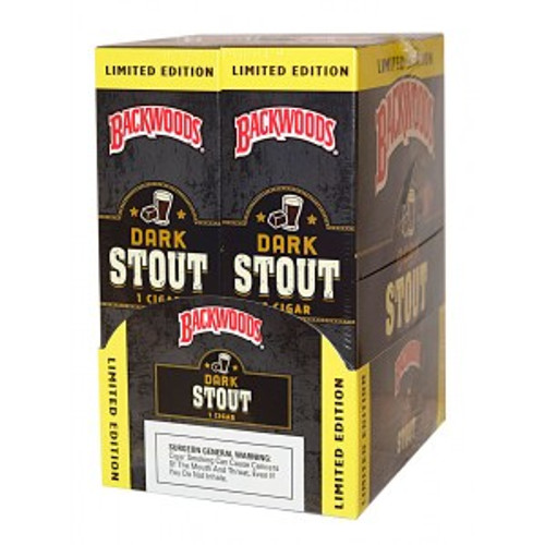 Backwoods Dark Stout Cigars 24ct