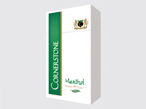 Cornerstone Filtered Cigars Menthol