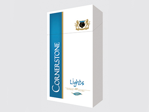 Cornerstone Filtered Cigars Light