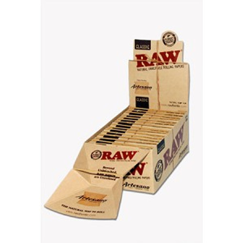 RAW Classic Artesano Tray Papers Plus Tips
