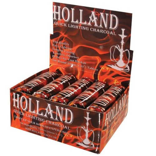 Holland Quick Lighting Hookah Charcoal