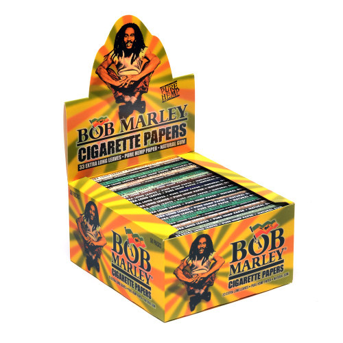 Bob Marley Cigarette Papers 50Ct
