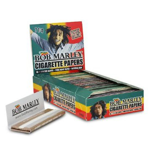 Bob Marley Cigarette Papers 1 1/4