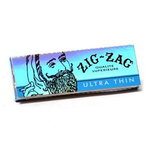 Zig Zag Ultra Thin Cigarette Papers 1 1/4 24Ct