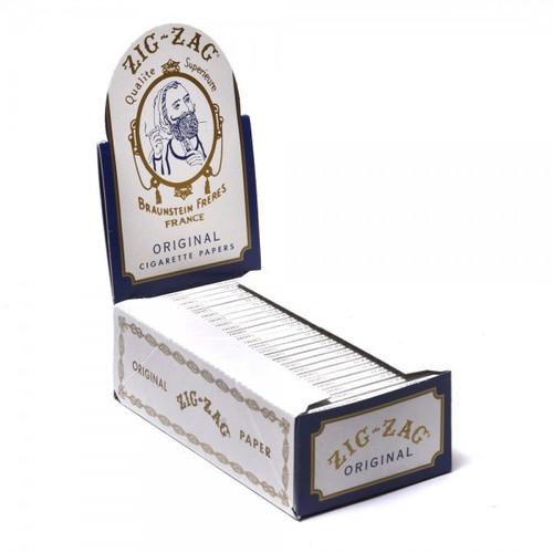 Zig Zag Original Cigarette Papers 24Ct