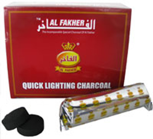Al Fakher Quick Lighting Hookah Charchoal
