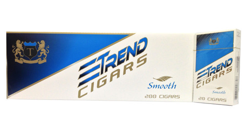 Trend Filtered Cigars Light