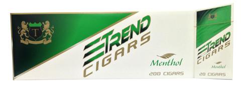 Trend Filtered Cigars Menthol