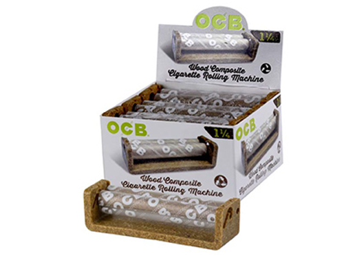 OCB Cigarette Rolling Machine 1 1/4 1Ct
