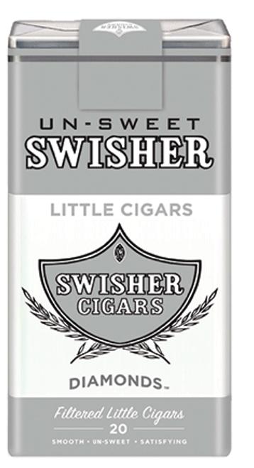 Swisher Sweets Little Cigars Diamonds (UnSweet)