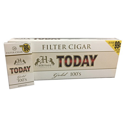 Today Filtered Cigars Light