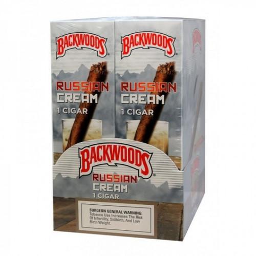 Backwoods Russian Cream Cigars 24ct