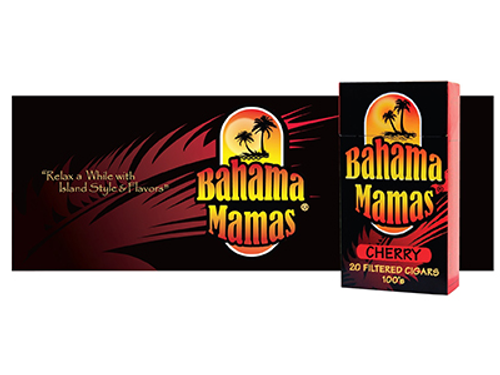 Bahama Mama Filtered Cigars Cherry