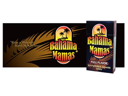 Bahama Mama Filtered Cigars Full Flavor