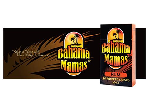 Bahama Mama Filtered Cigars Rum