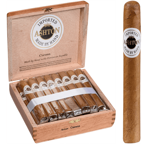 Asthon Classic Cigars Corona 25Ct Box