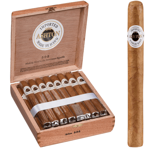 Asthon Classic Cigars 898 25Ct Box