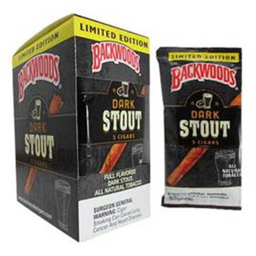 Backwoods Dark Stout 8/5Ct
