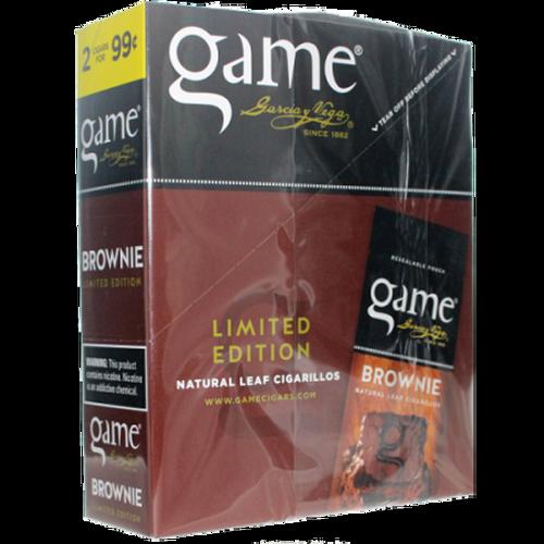 Game Leaf Cigars Brownie 15/2