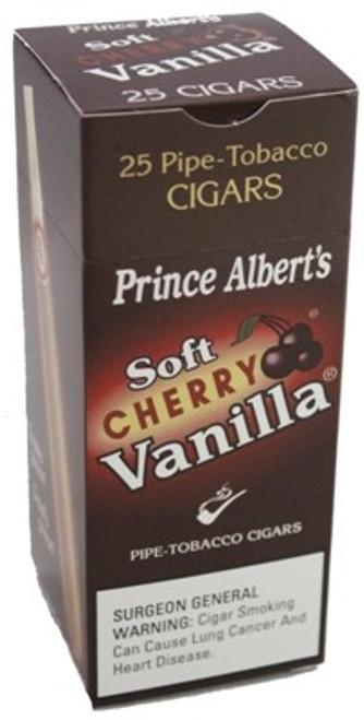 Prince Albert Cigars Soft Cherry Vanilla Box