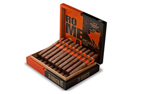 Romeo Y Julieta Cigars 505 Nicaragua Churchill Box