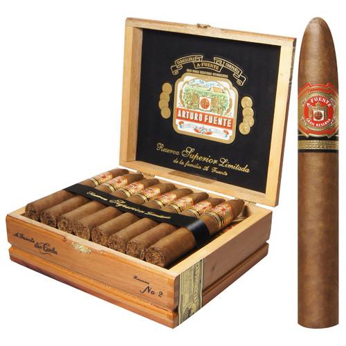 Arturo Fuente Don Carlos Cigars No 2 Pyramide