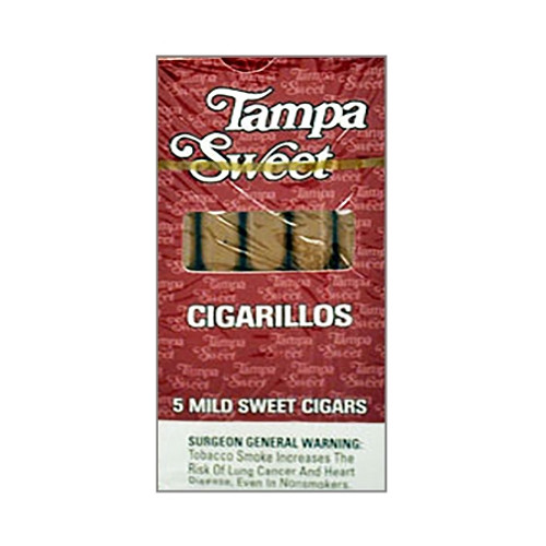 Tampa Sweet Cigarillos Pack