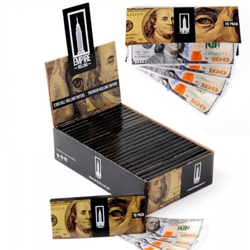 Empire Rolling Papers Full Box