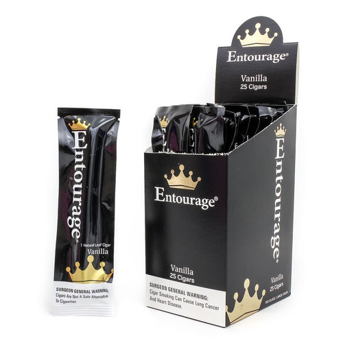 Entourage Cigars Vanilla 25Ct
