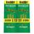 SPLITARILLOS CALI GREEN CIGARILLOS POUCH 6 FOR 99c