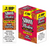 Show Masters Natural Leaf Cigars Red Gummy 15 Packs of 3