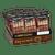 Hoyo Excalibur No. 1 24/4 Ct. Cigar Sampler Display
