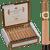 Gilberto Oliva Reserva Blanc Cigars Corona 20 Ct. Box 5.75X43