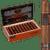 Camacho Nicaraguan Barrel-Aged Cigar  Robusto Tubos 20 Ct. Box